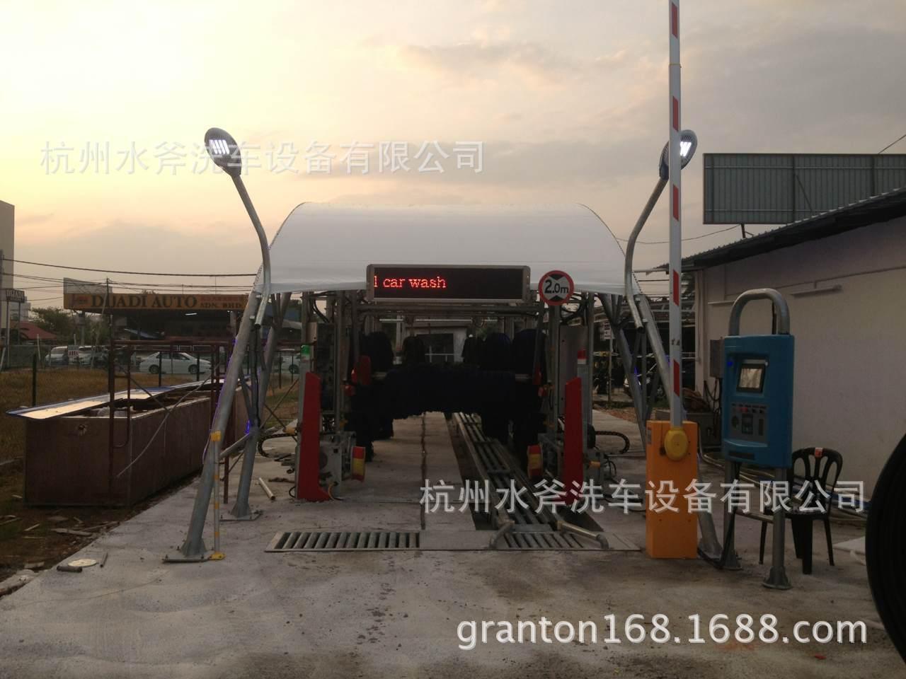 隧道机洗车机 全自动隧道机
