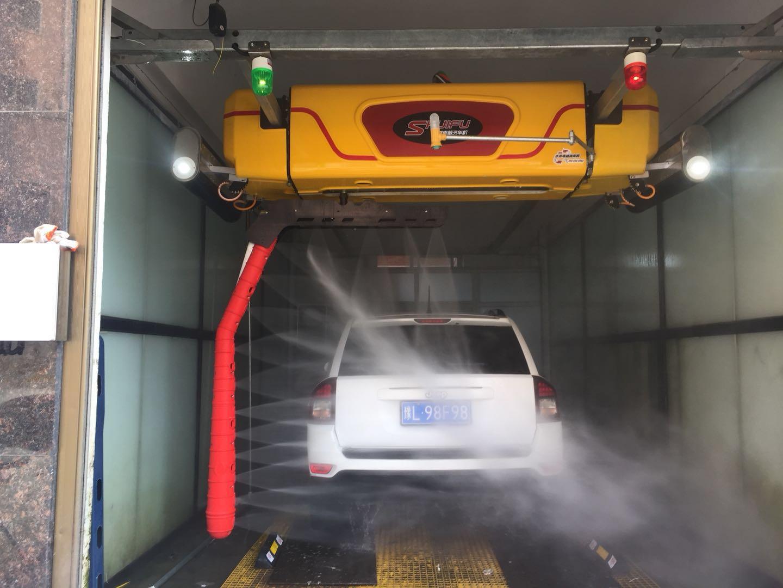 stm32自动洗车电路图