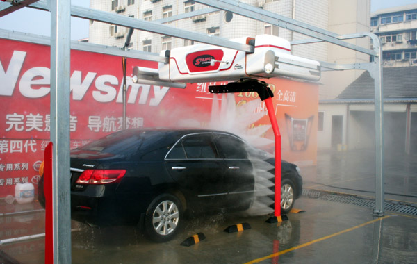 全自动洗车机